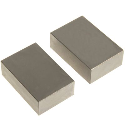 No Holes 1-2-3 123 BLOCK Set Precision Matched Pair Mill Milling Machinist